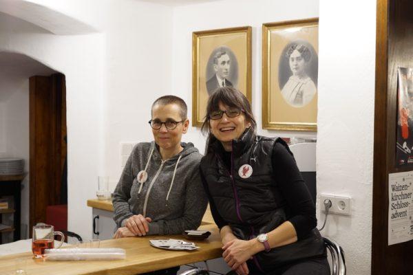 Uschi und Karin (Bild: Markus Ecker
